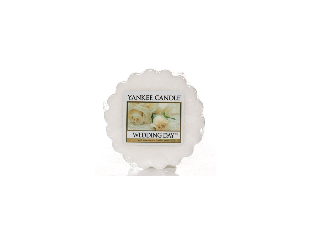 Yankee Candle - Wedding Day vosk do aromalampy, 22 g