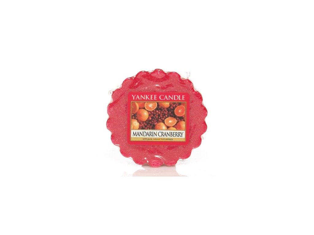Yankee Candle - Mandarin Cranberry Vosk do aromalampy, 22 g
