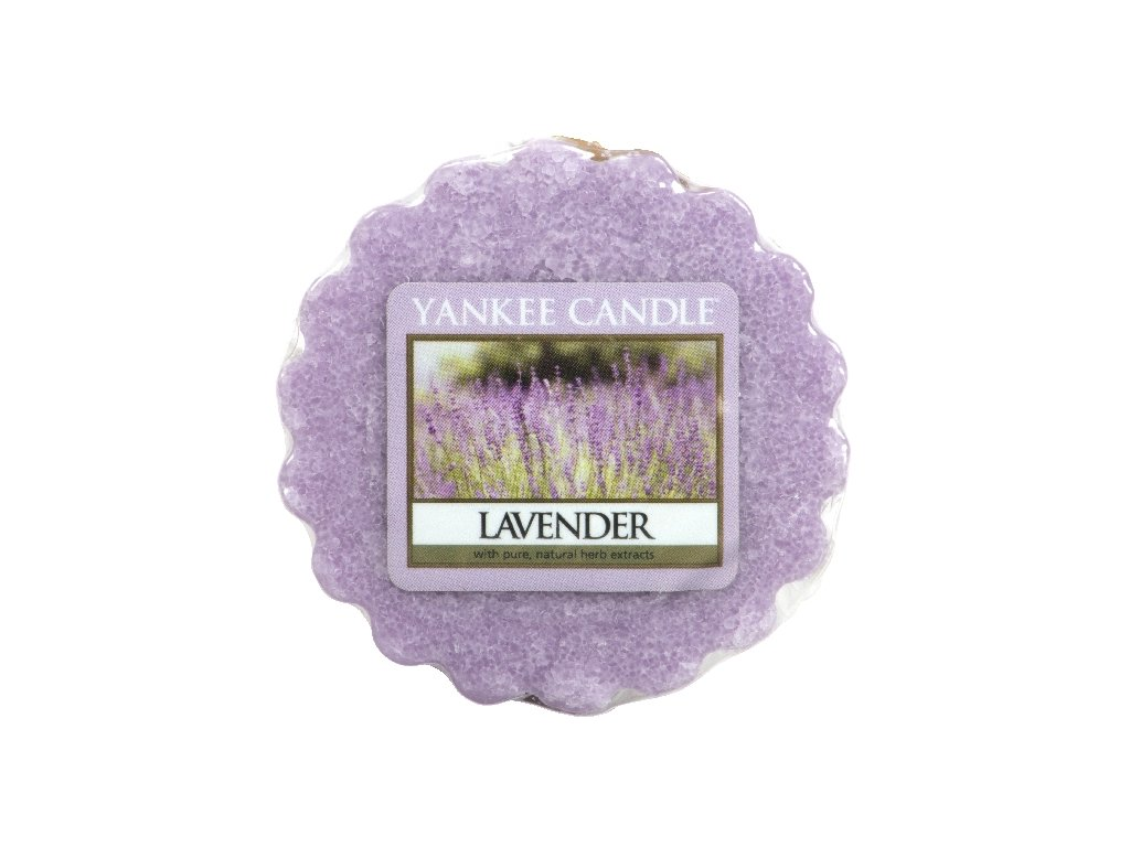Yankee Candle - Lavender Vosk do aromalampy, 22 g