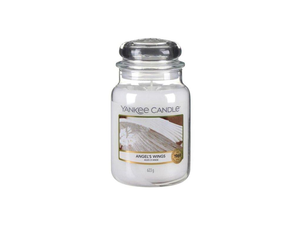 Yankee Candle Vonná Svíčka Angel´s Wings classic velký, 623 g