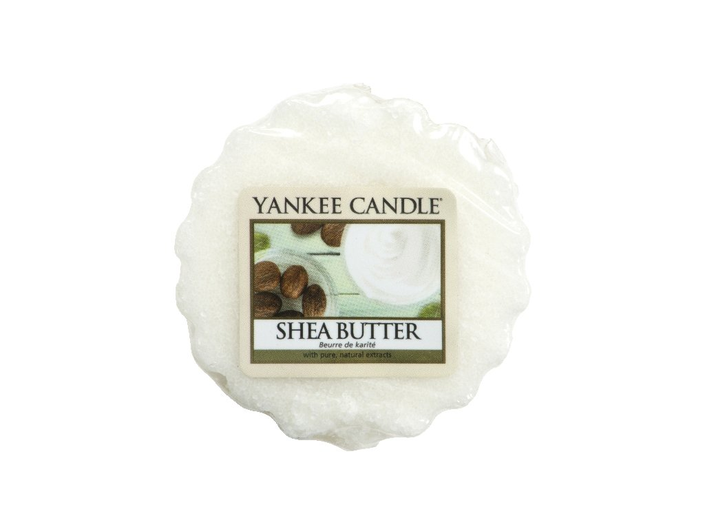 Yankee Candle - Shea Butter Vosk do aromalampy, 22 g