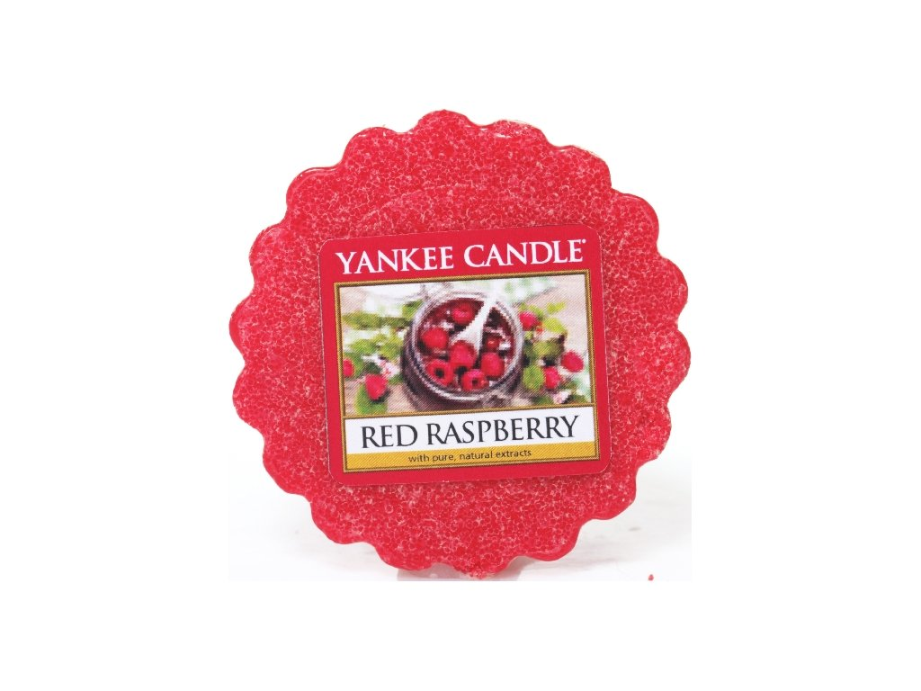 Yankee Candle - Red Raspberry Vosk do aromalampy, 22 g