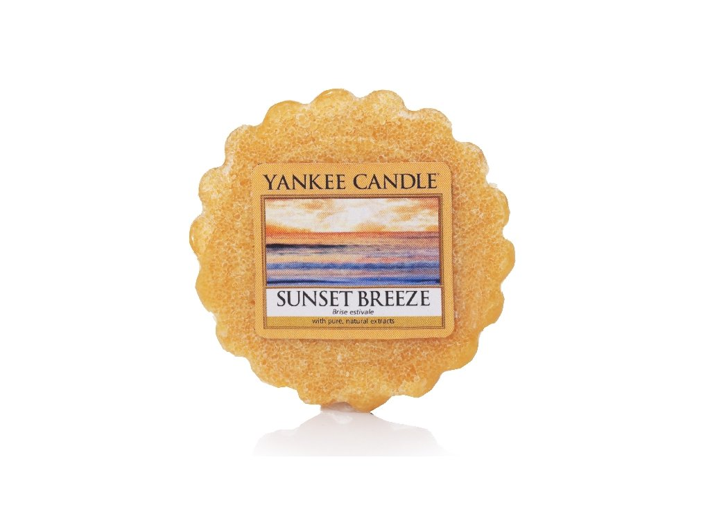 Yankee Candle - Sunset Breeze Vosk do aromalampy, 22 g