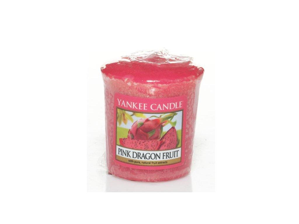 Yankee Candle Vonná Svíčka Votivní Pink Dragonfruit, 49 g