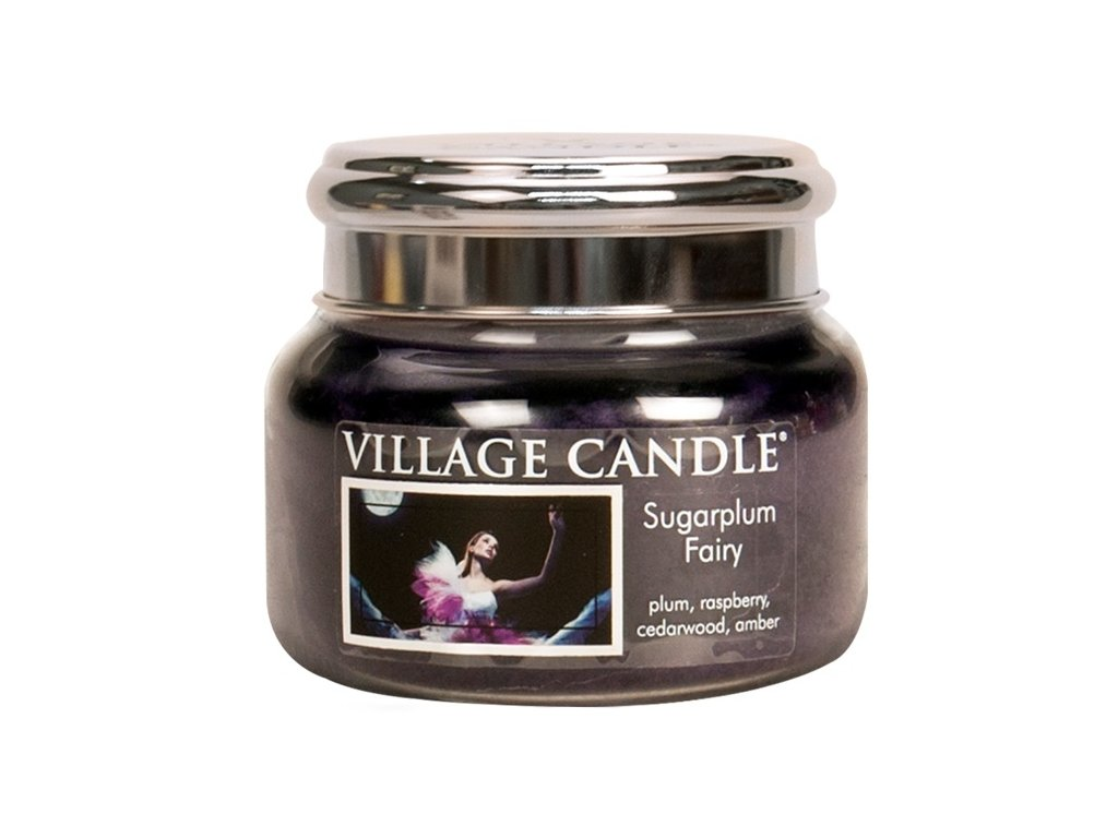 Village Candle Vonná svíčka Půlnoční Víla - Sugarplum Fairy, 262 g