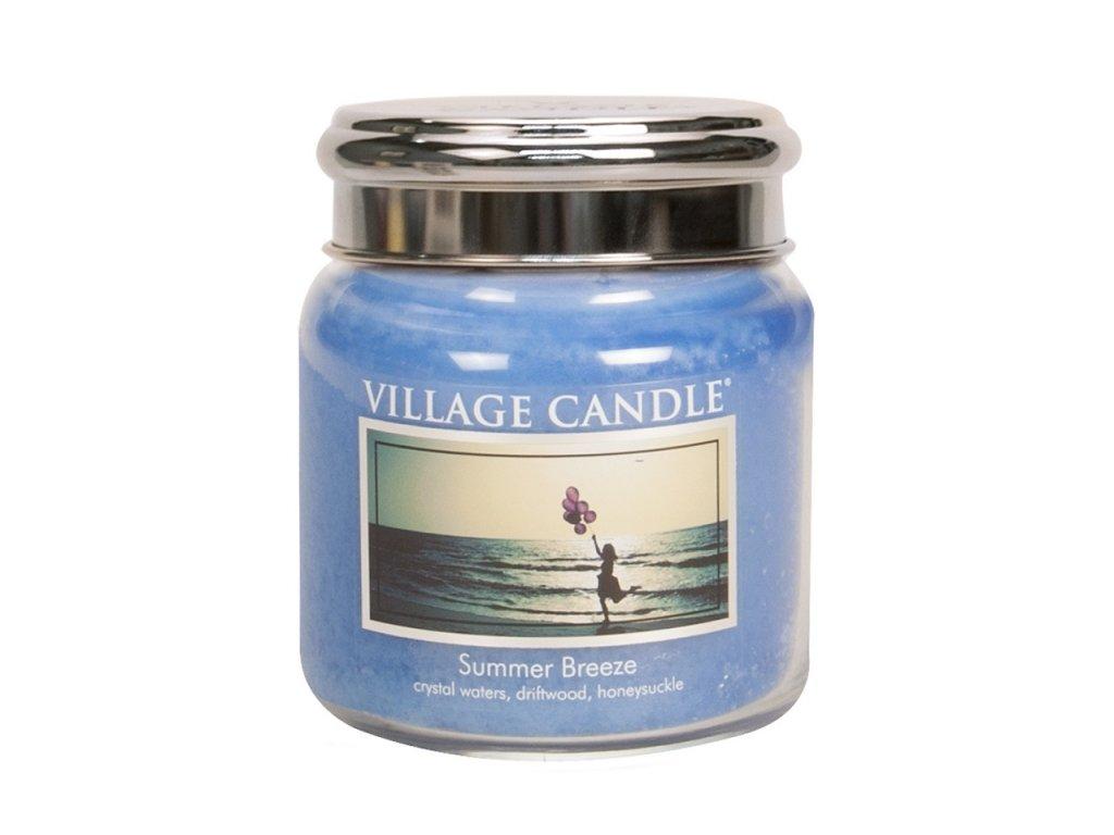 Village Candle Vonná svíčka Letní Vánek - Summer Breeze, 390 g