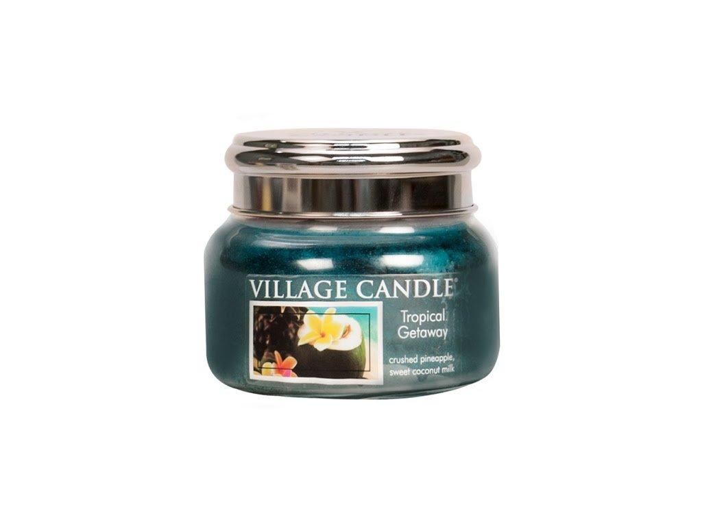 Village Candle Vonná svíčka Víkend V Tropech - Tropical Getaway, 262 g