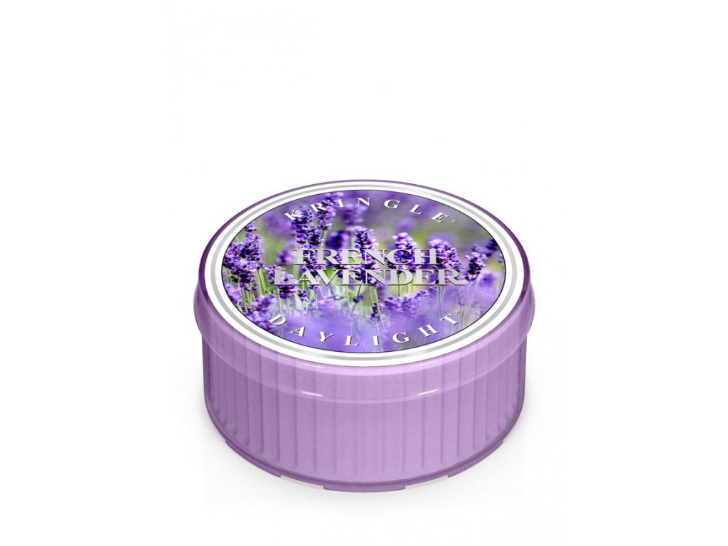 Kringle Candle Vonná Svíčka French Lavender, 35 g