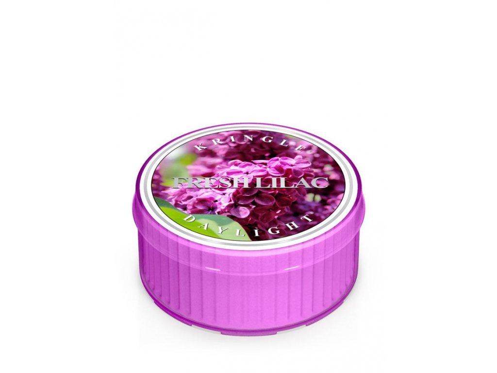 Kringle Candle Vonná Svíčka Fresh Lilac, 35 g