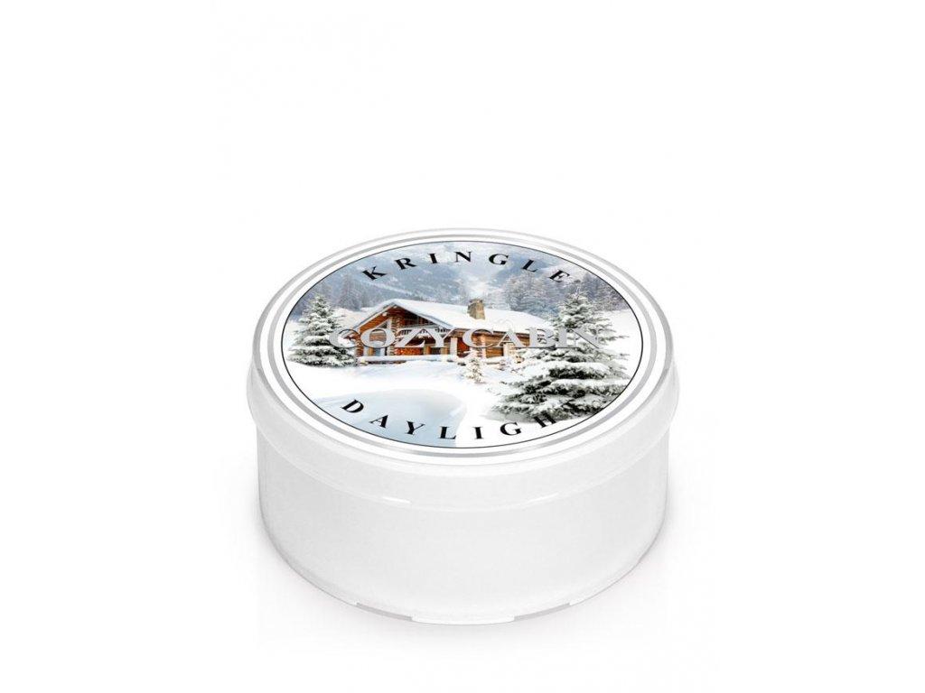 Kringle Candle Vonná Svíčka Cozy Cabin, 35 g