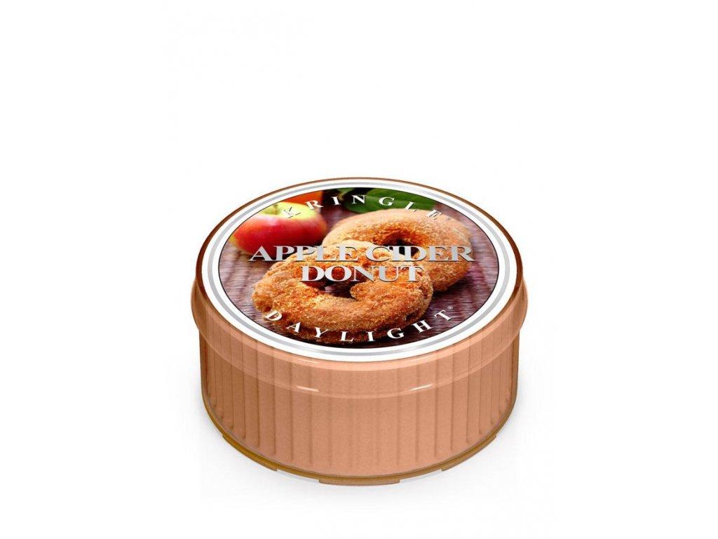 Kringle Candle Vonná Svíčka Apple Cider Donut, 35 g
