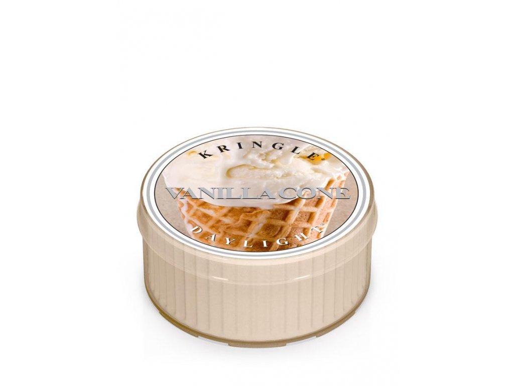 Kringle Candle Vonná Svíčka Vanilla Cone, 35 g