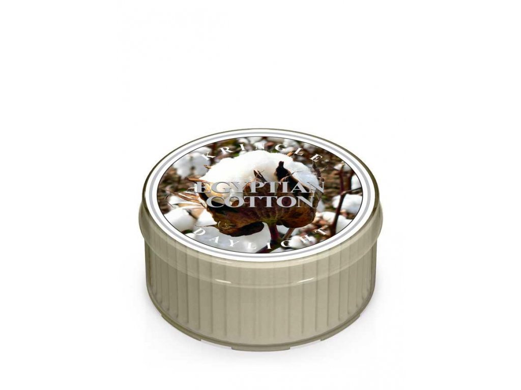 Kringle Candle Vonná Svíčka Egyptian Cotton, 35 g