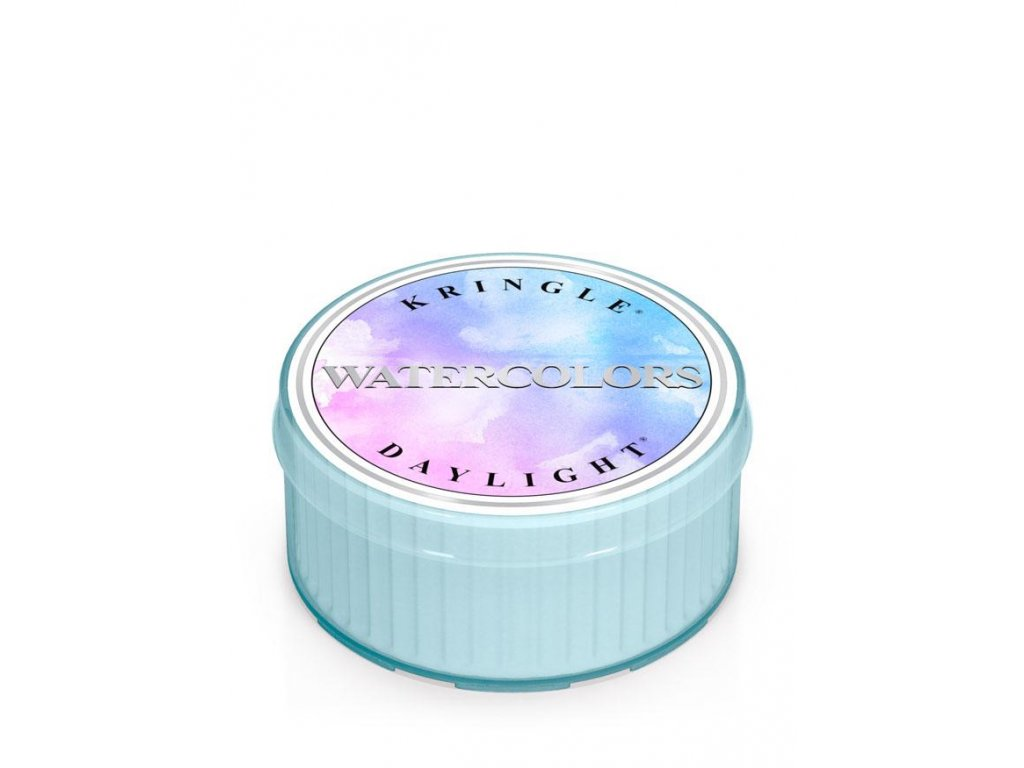 Kringle Candle Vonná Svíčka Watercolors, 35 g