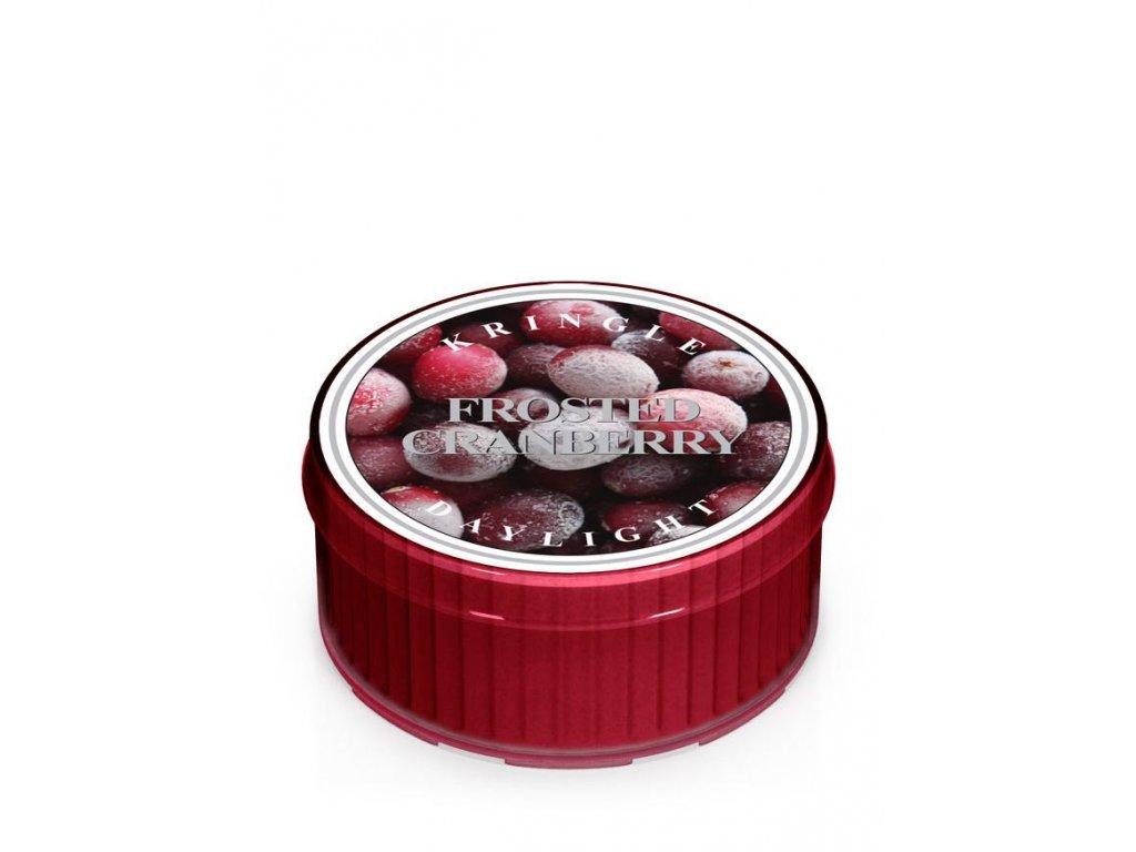 Kringle Candle Vonná Svíčka Frosted Cranberry, 35 g