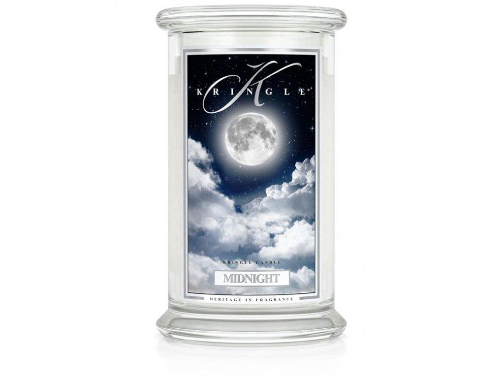 Kringle Candle svíčka Midnight, 623 g