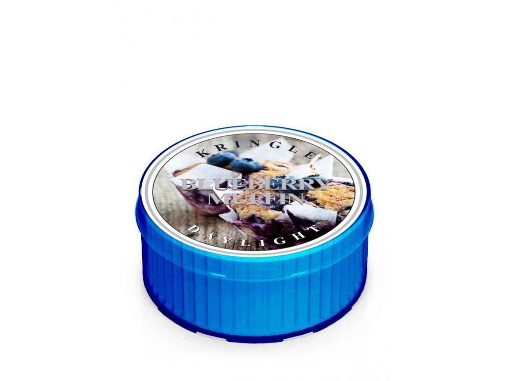 Kringle Candle Vonná Svíčka Blueberry Muffin, 35 g