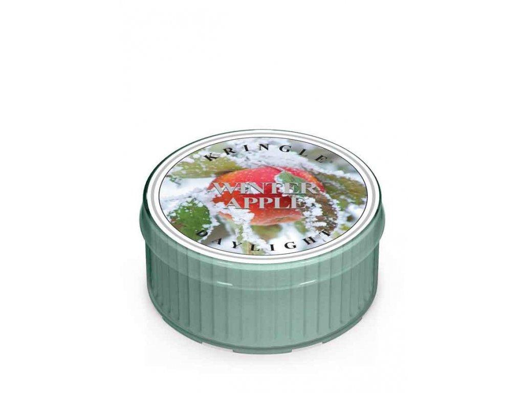Kringle Candle Vonná Svíčka Winter Apple, 35 g