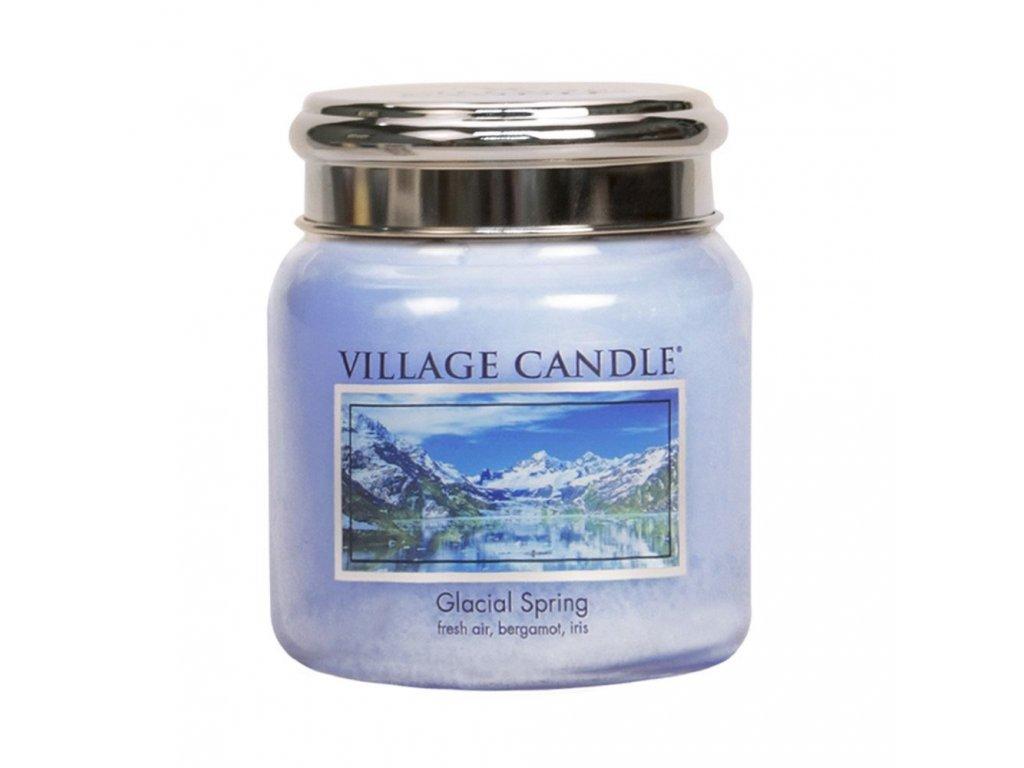 Village Candle Vonná svíčka Ledovcový Vánek - Glacial Spring 390 g