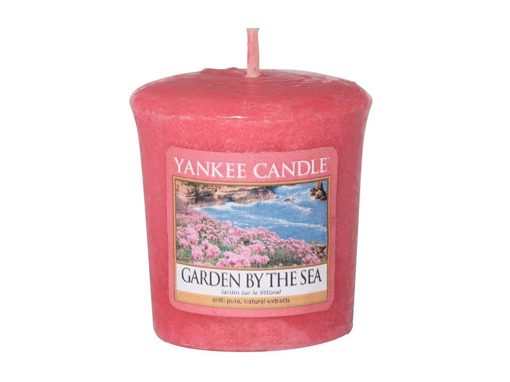 Yankee Candle Vonná Svíčka Votivní Garden By The Sea, 49 g