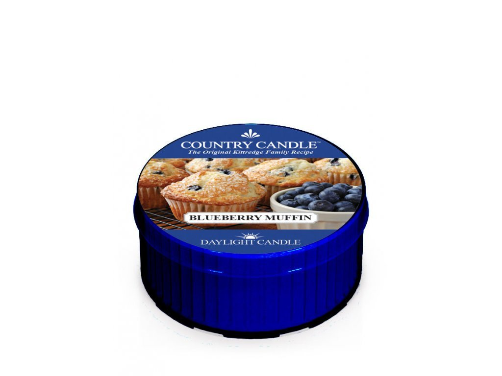 Country Candle Vonná Svíčka Bueberry Muffin, 35 g