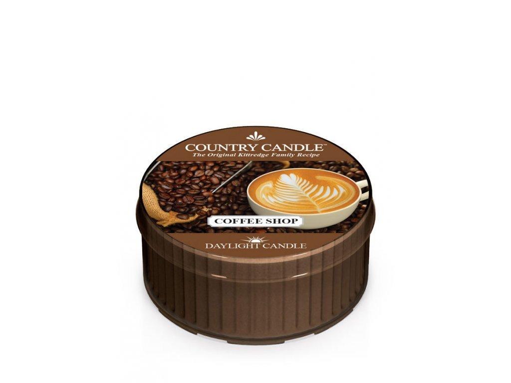 Country Candle Vonná Svíčka Cofee Shop, 35 g