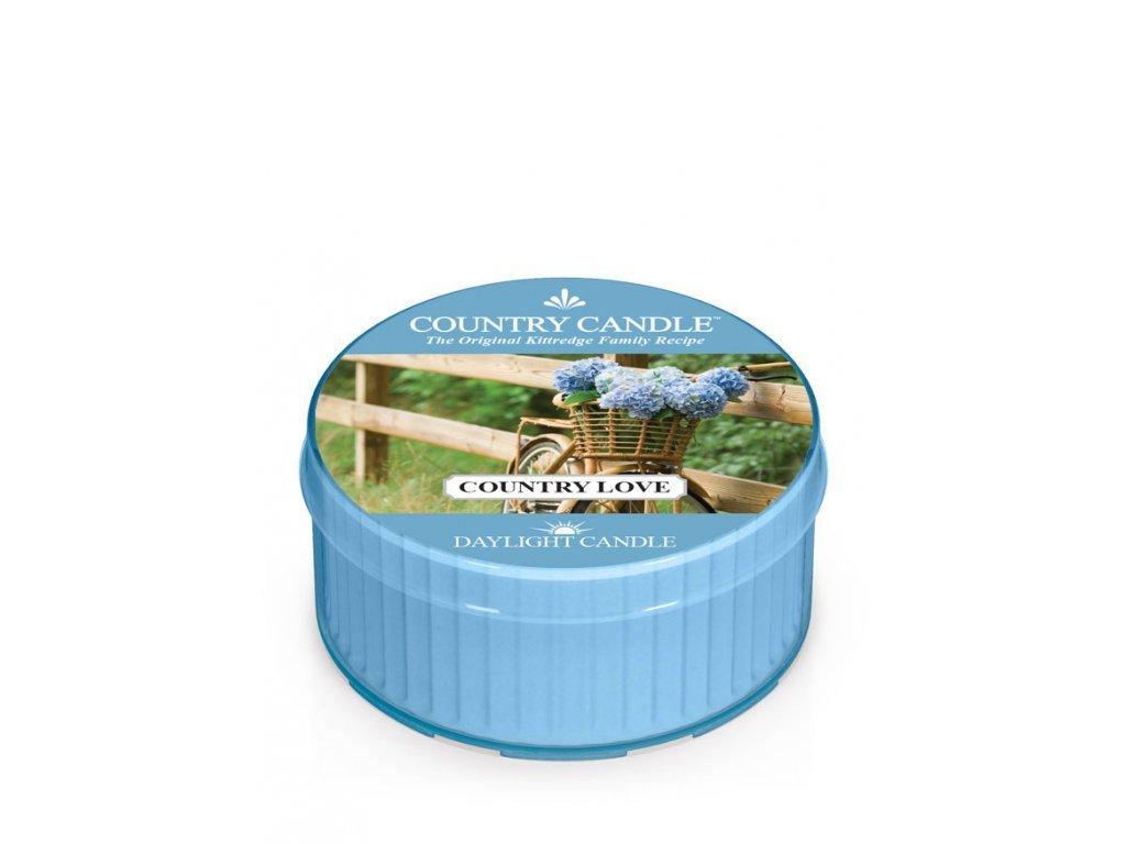 Country Candle Vonná Svíčka Country Love, 35 g