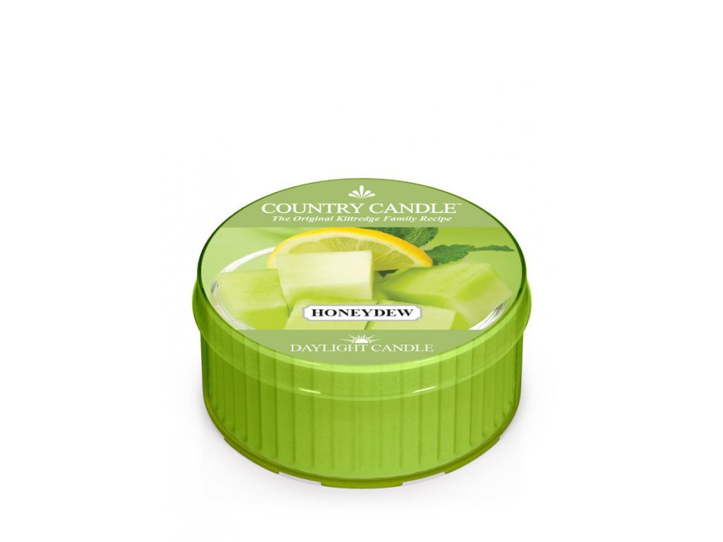 Country Candle Vonná Svíčka Honeydew, 35 g