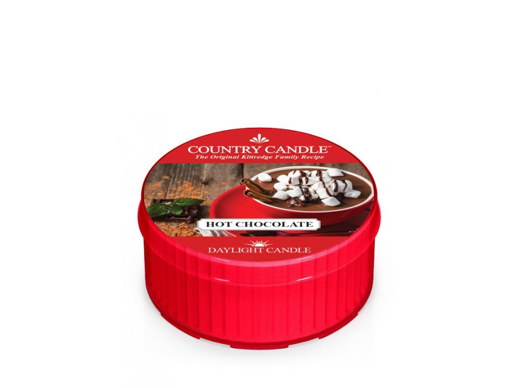 Country Candle Vonná Svíčka Hot Chocolate, 35 g