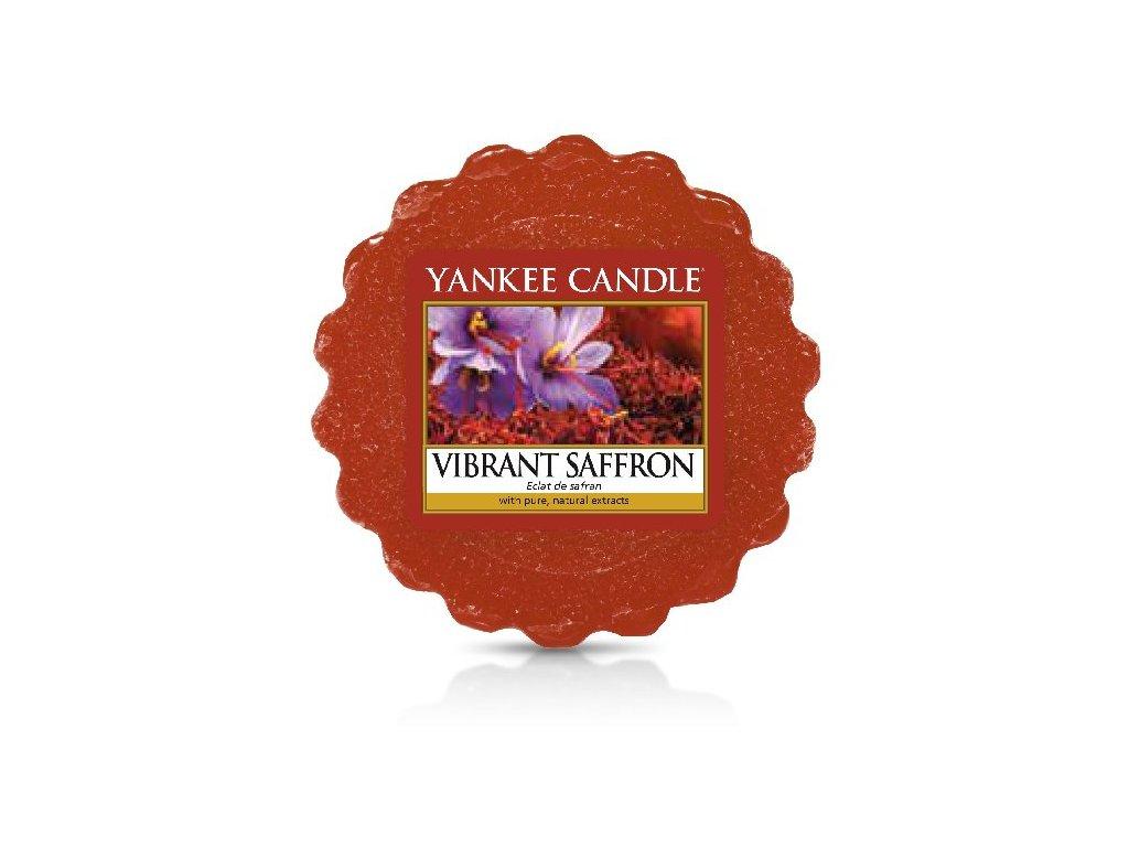 Yankee Candle - Vibrant Saffron Vosk do aromalampy, 22 g