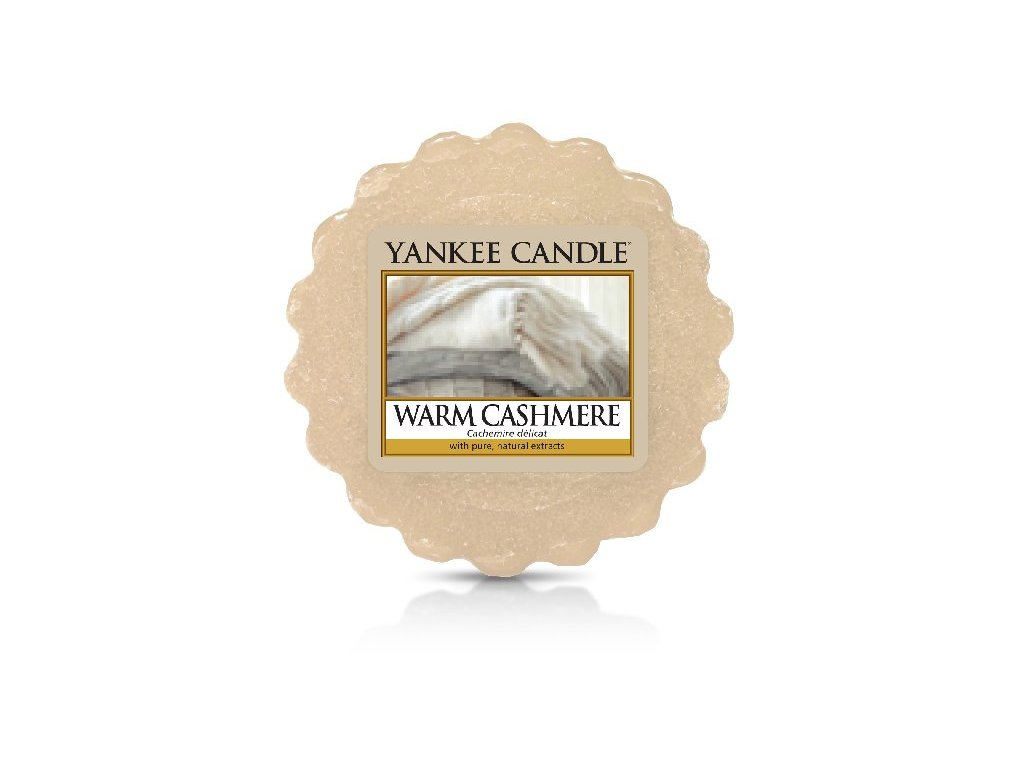 Yankee Candle - Warm Cashmere Vosk do aromalampy, 22 g