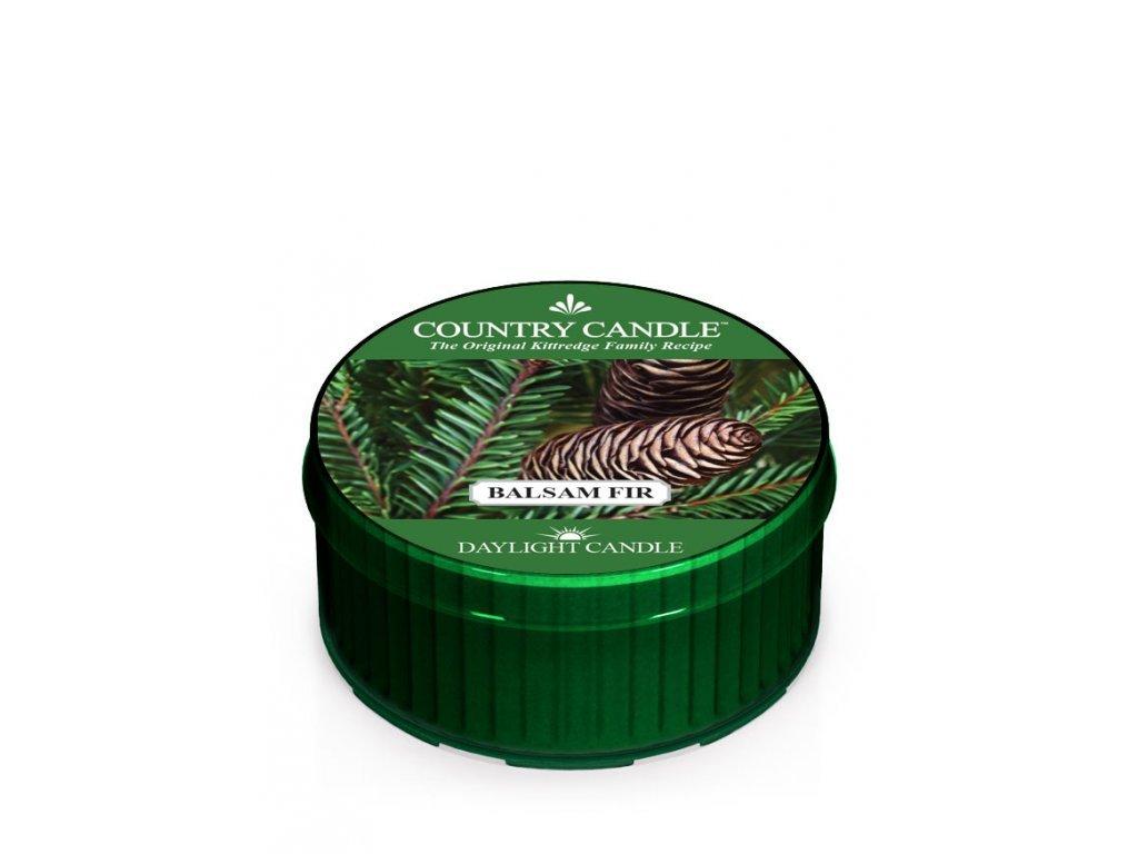 Country Candle Vonná Svíčka Balsam Fir, 35 g