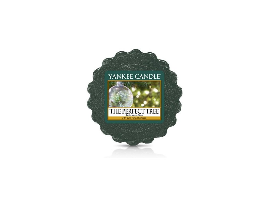 Yankee Candle - The Perfect Tree Vosk do aromalampy, 22 g