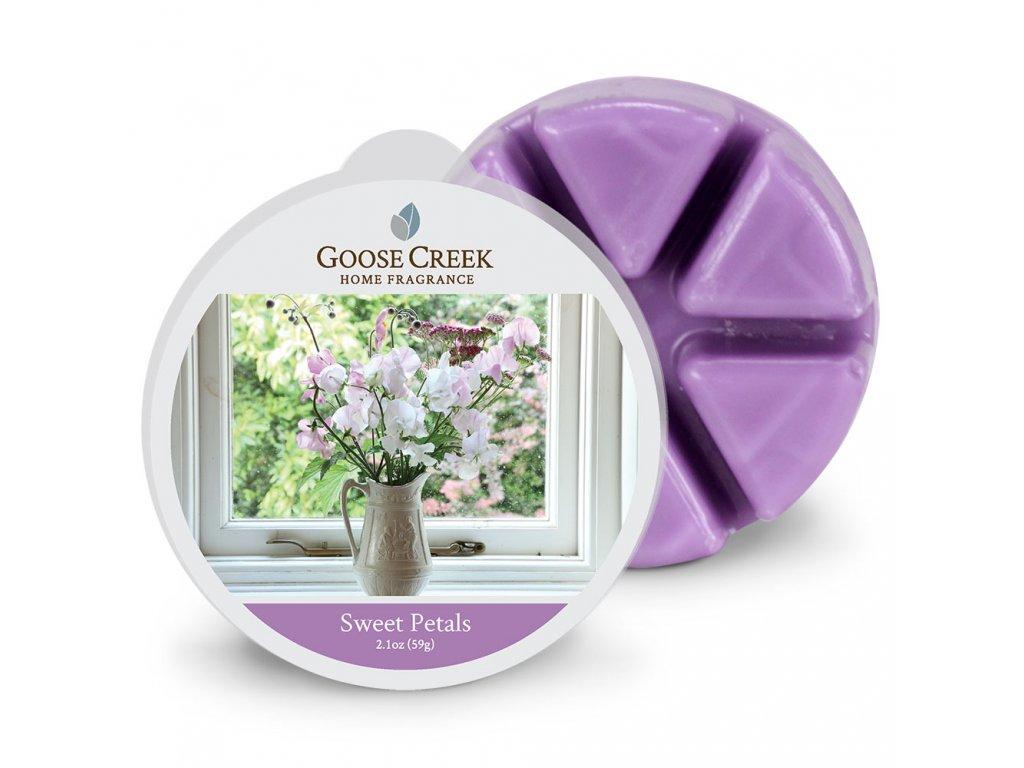 Goose Creek Candle Vonný Vosk Sladké lístky - Sweet Petals, 59 g