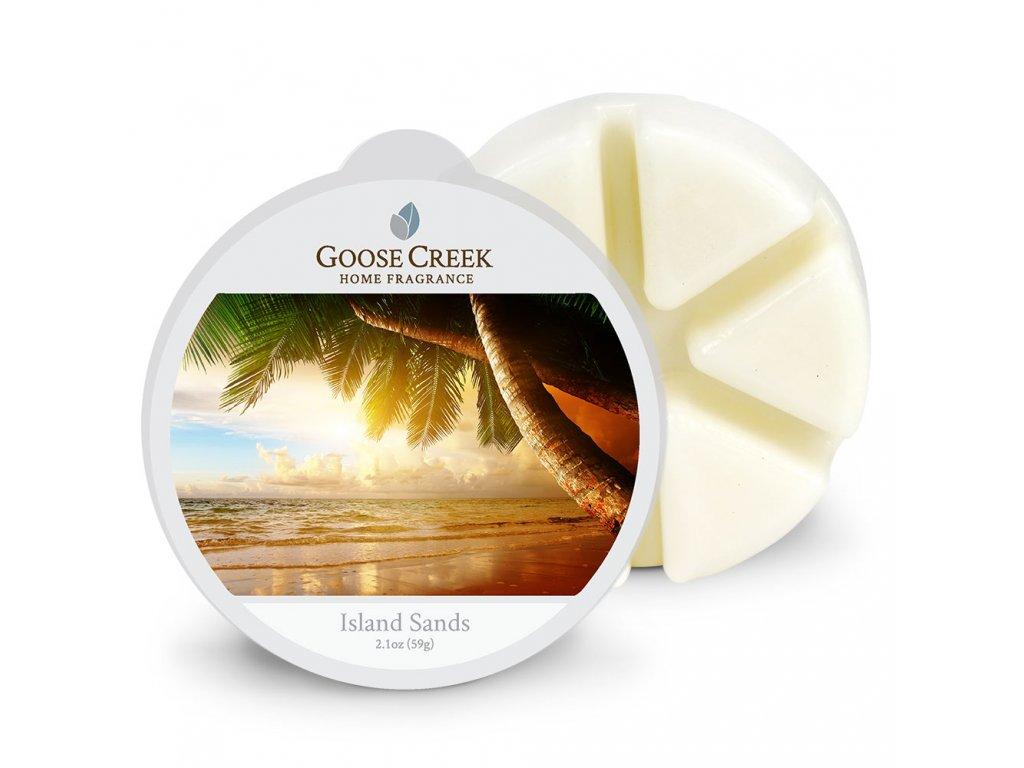 Goose Creek Candle Vonný Vosk Písek z ostrova - Island Sands, 59 g