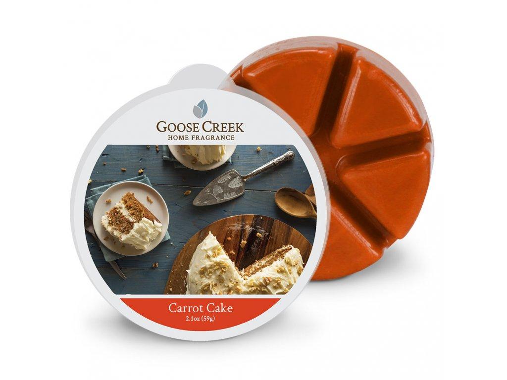 Goose Creek Candle Vonný Vosk Mrkvový dort - Carrot Cake, 59 g