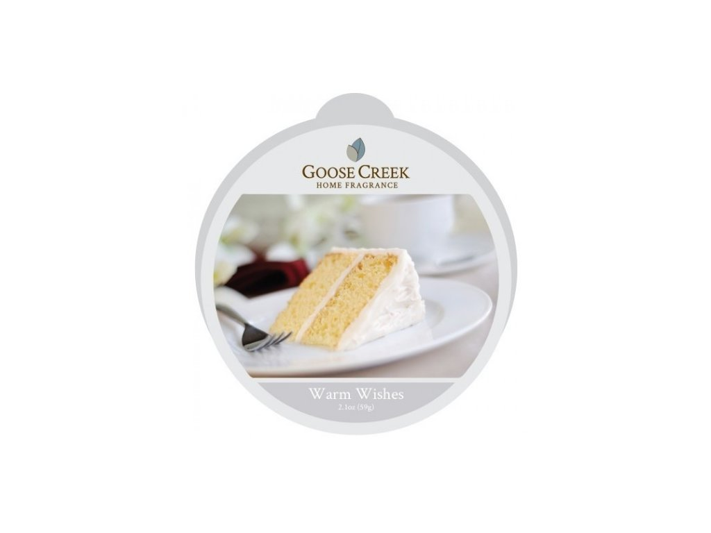 Goose Creek Candle Vonný Vosk Warm Wishes, 59 g