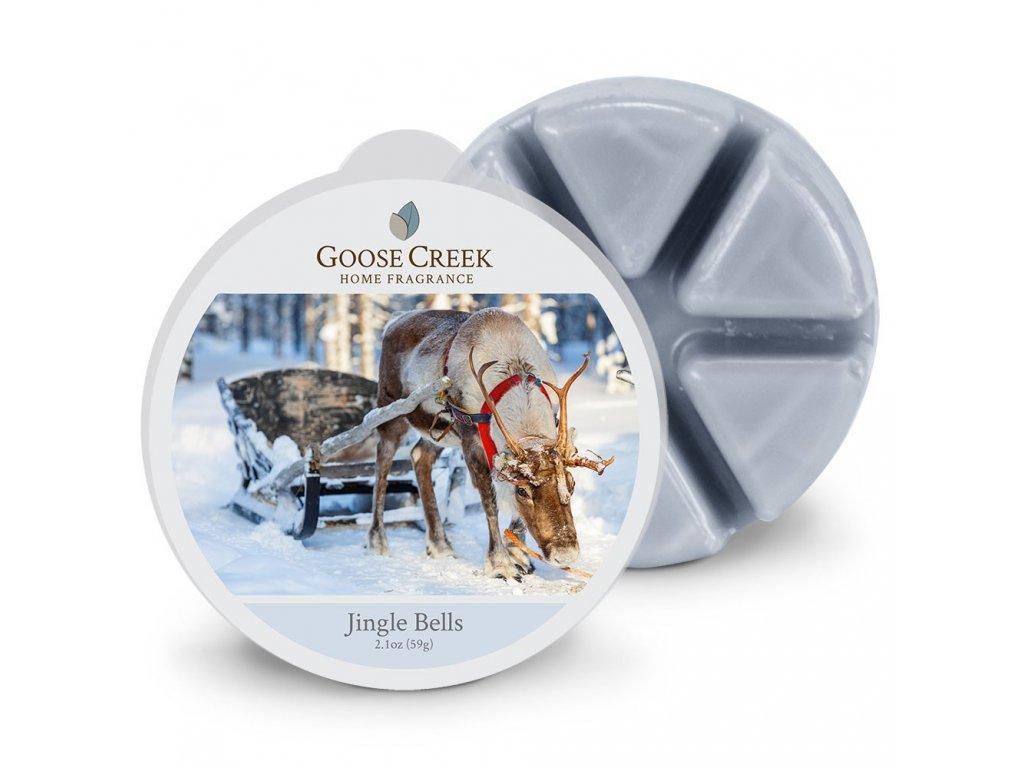 Goose Creek Candle Vonný Vosk Rolničky - Jingle Bells, 59 g