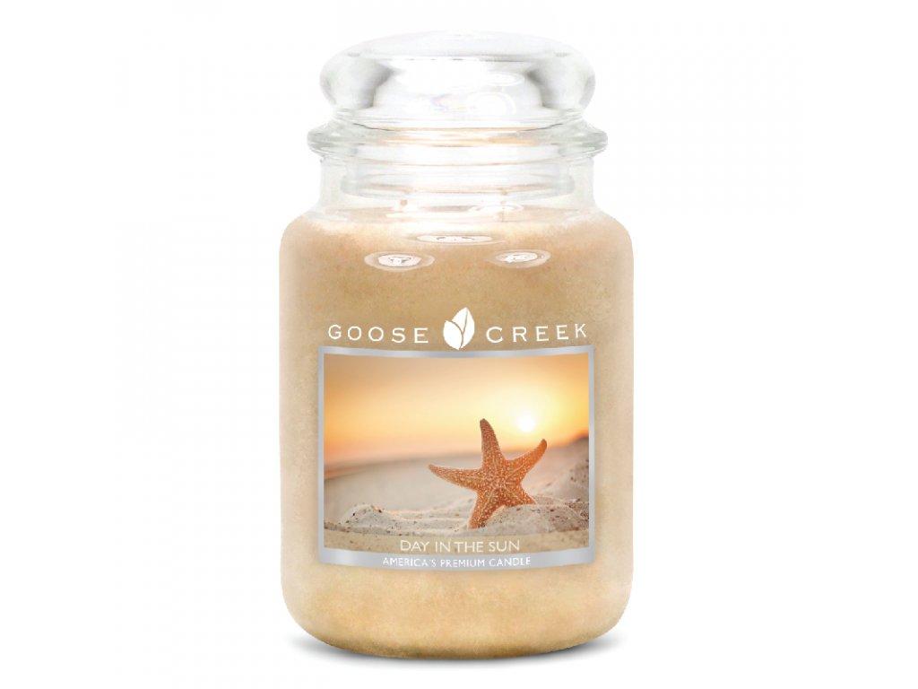 Goose Creek Candle svíčka Slunečný den - Day in the Sun, 680 g
