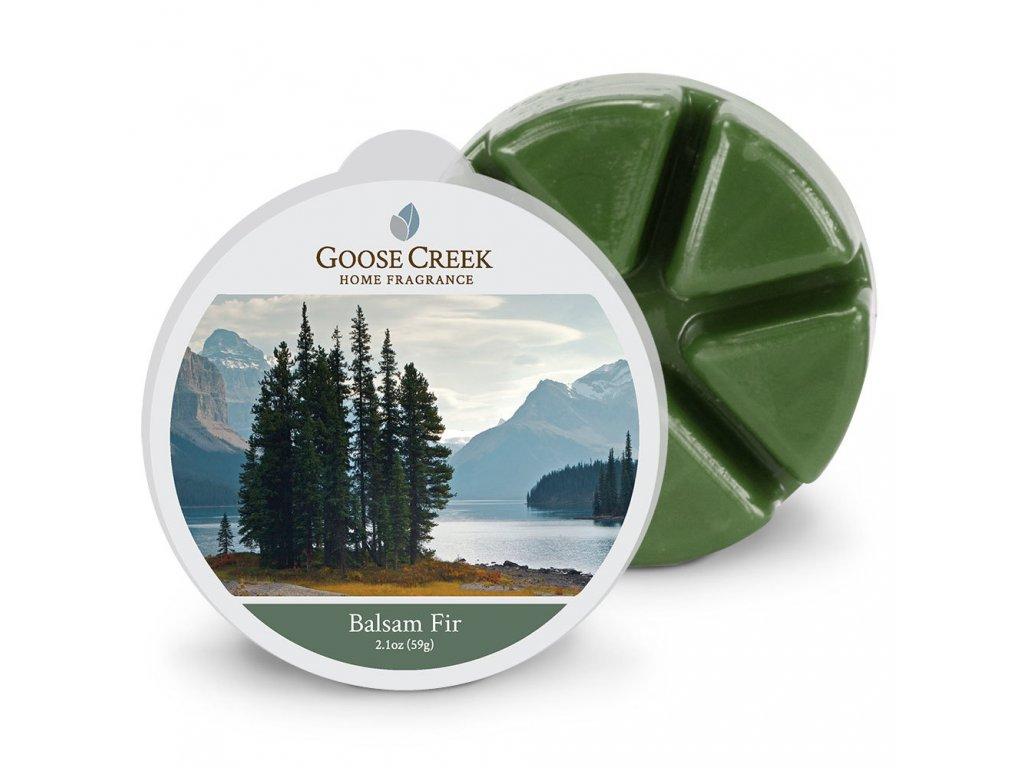 Goose Creek Candle Vonný Vosk Balzám z jedle - Balsam Fir, 59 g