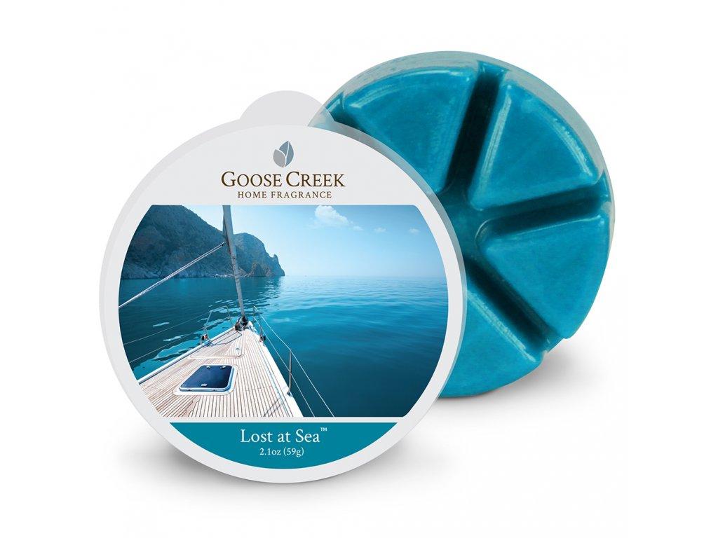 Goose Creek Candle Vonný Vosk Ztraceno v moři - Lost at Sea, 59 g