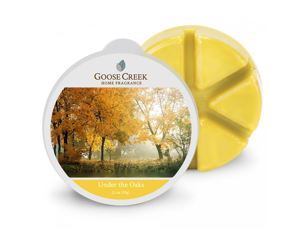 Goose Creek Candle Vonný Vosk Pod dubem - Under the Oaks, 59 g