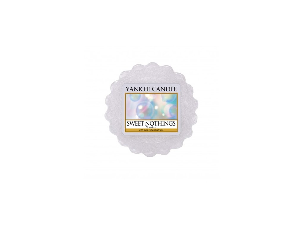 Yankee Candle - Sweet Nothings Vosk do aromalampy, 22 g