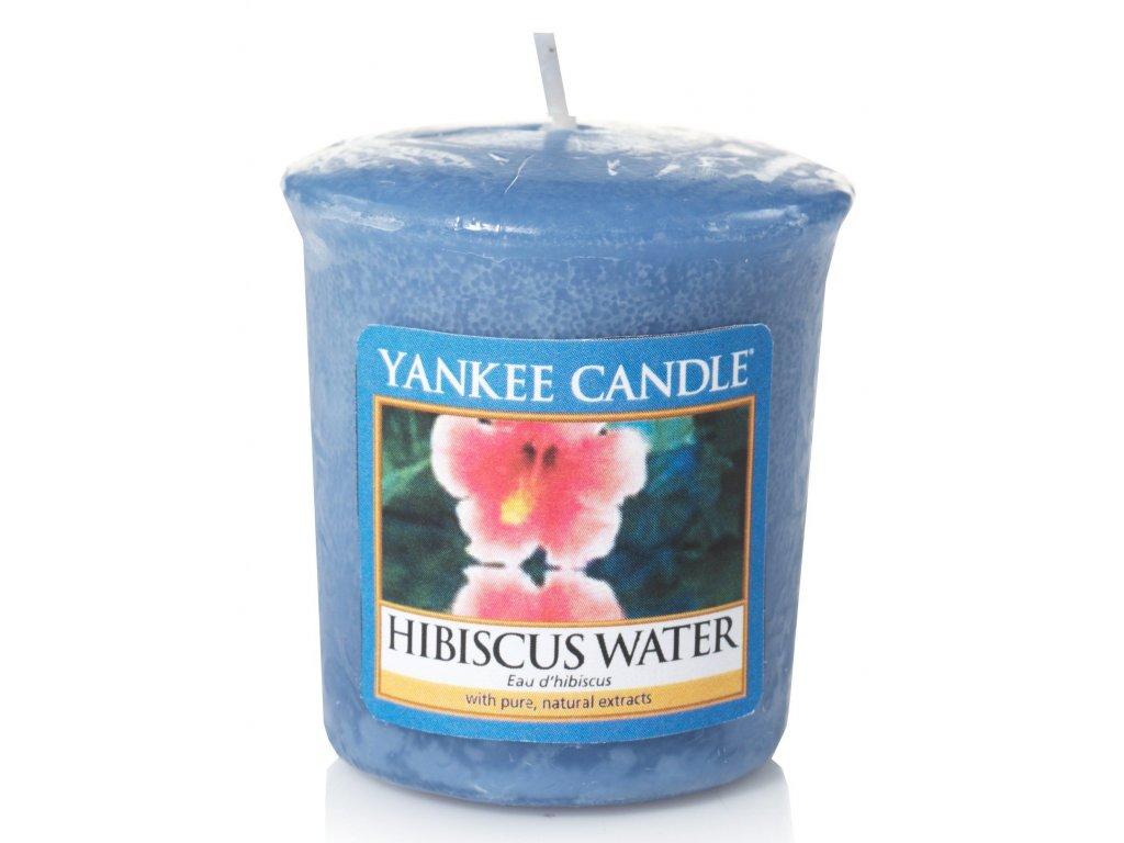 Yankee Candle Vonná Svíčka Votivní Hibiscus Water, 49 g
