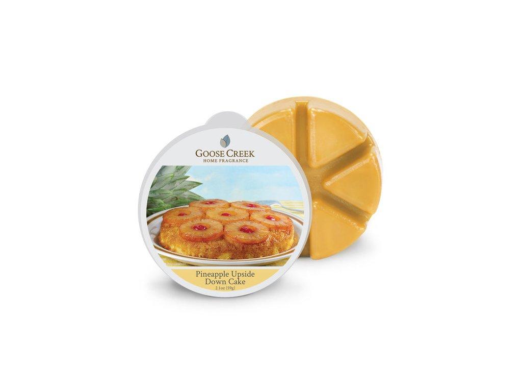Goose Creek Candle Vonný Vosk Ananasový dort -  Pineapple Upside Down Cake, 59 g