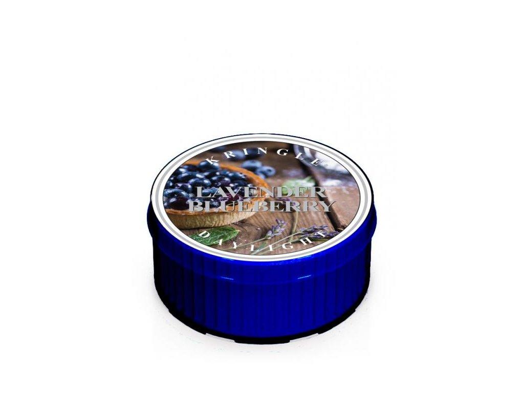 Kringle Candle Vonná Svíčka Lavender Blueberry, 35 g