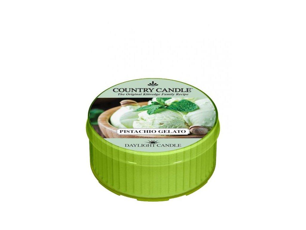 Country Candle Vonná Svíčka Pistachio Gelato, 35 g