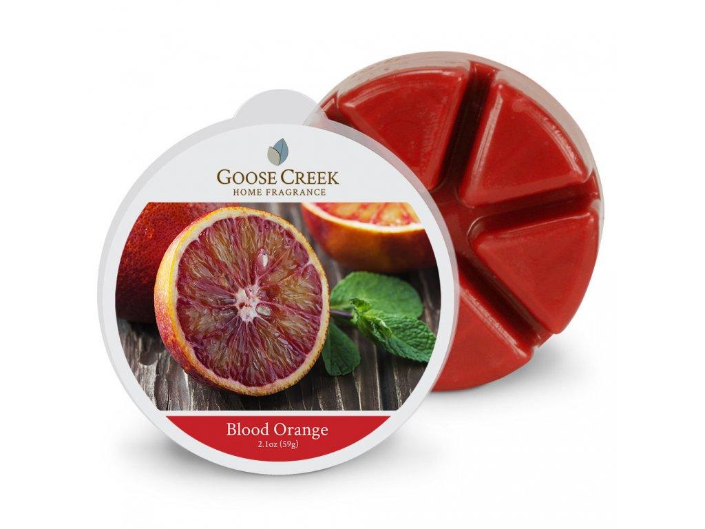 Goose Creek Candle Vonný Vosk Blood Orange, 59 g