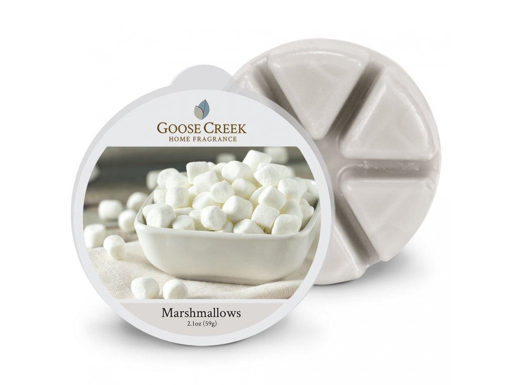 Goose Creek Candle Vonný Vosk Marshmallows, 59 g