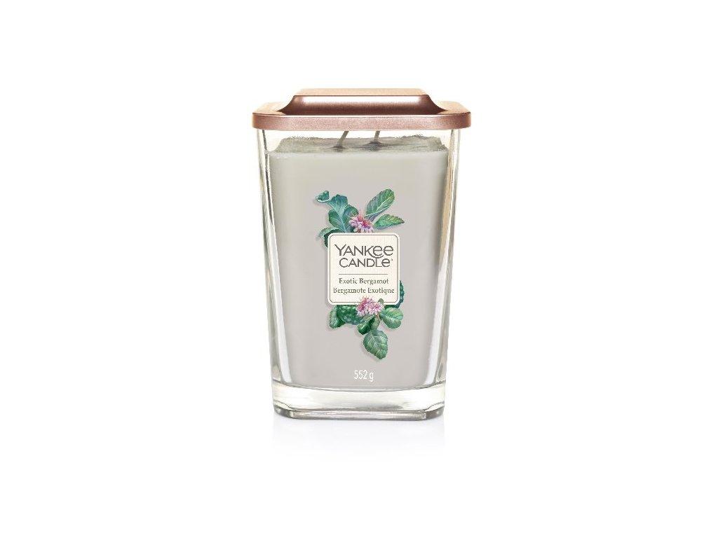 Yankee Candle Svíčka Elevation Exotic Bergamot velká, 552 g